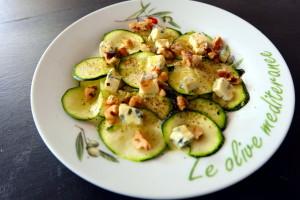Zucchini Carpacchio