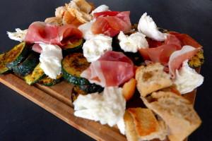 Zucchini Antipasti Platte